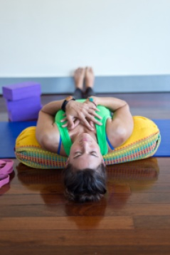 Yoga for Pain workshops with Finding Yoga