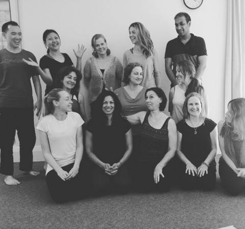 Yoga for Pain Practitioner Training